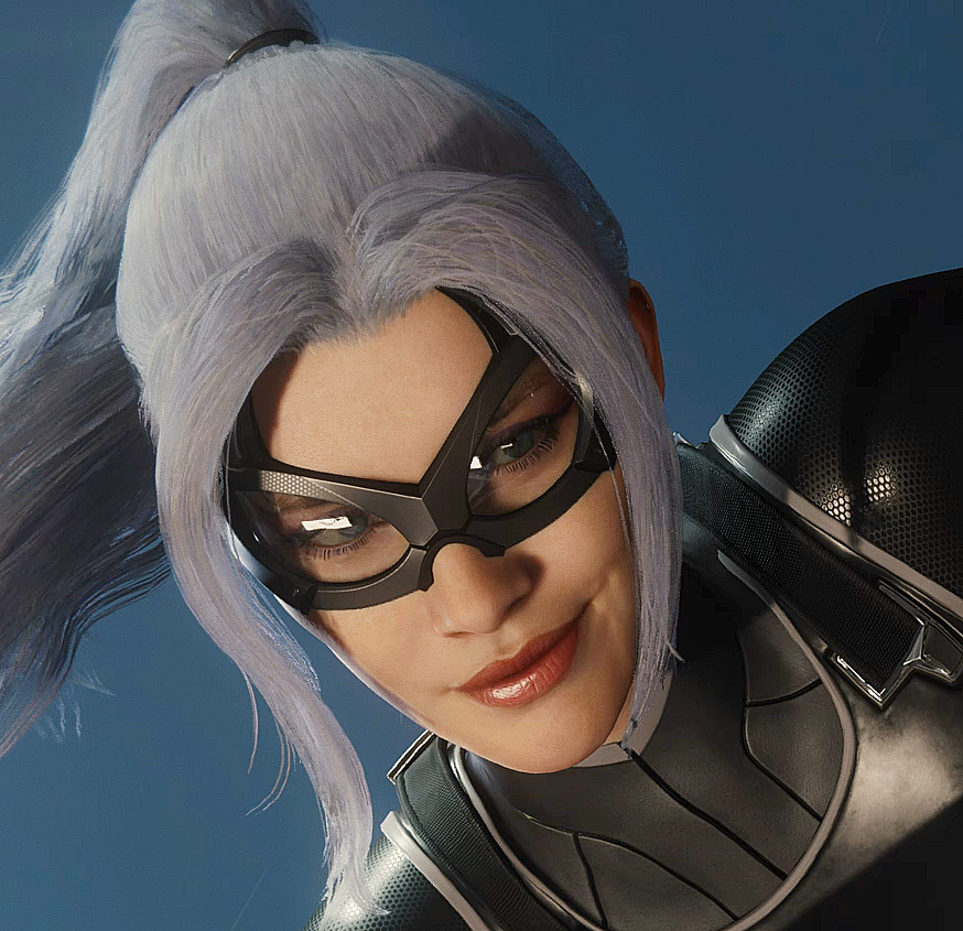 Marvel S Spider Man Black Cat Visit My Youtube Channel And Subscribe By Clicking On Pin Thanks Black Cat Marvel Spiderman Black Cat Black Cat Marvel Spiderman