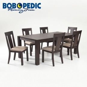 "Summit 42"" x 78"" 7 Piece Dining Set"