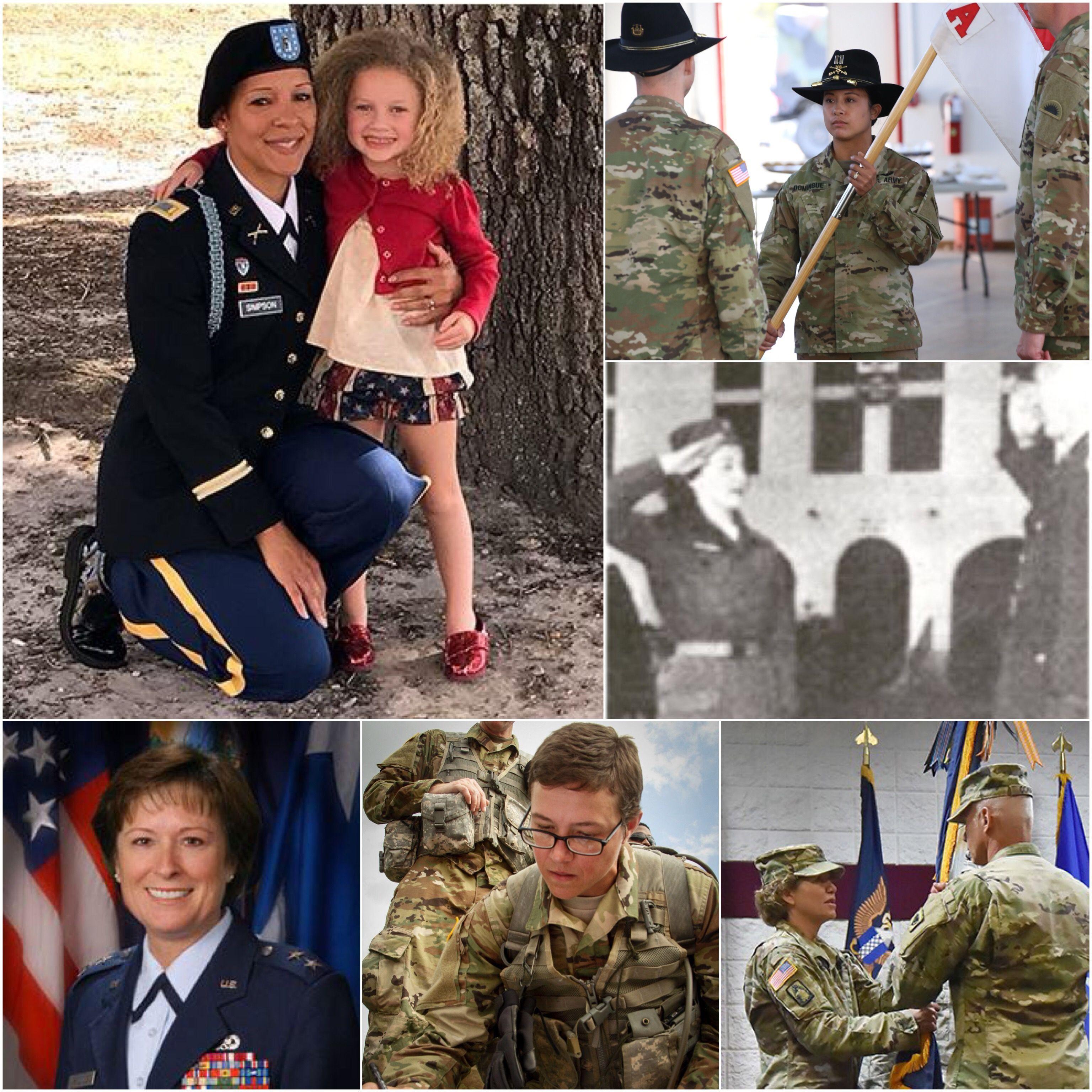 army national guard women