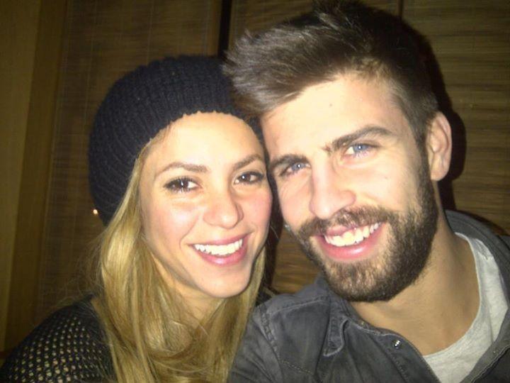 Shakira et piquet