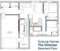 Awesome Basement Blueprints 3 Free Basement Floor Plans