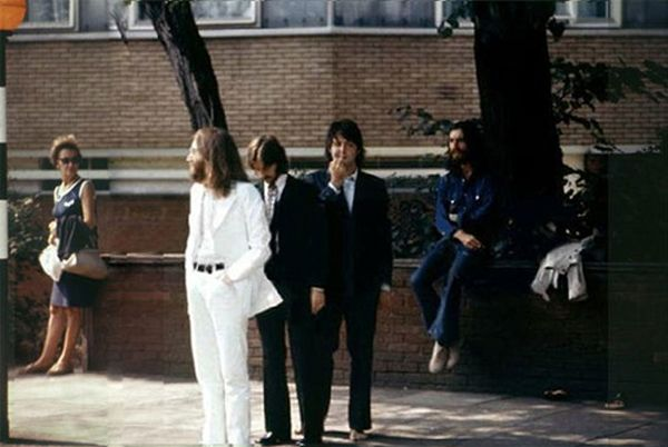 Abbey Road album cover still iconic, 50 years later | CTV News | 402x600