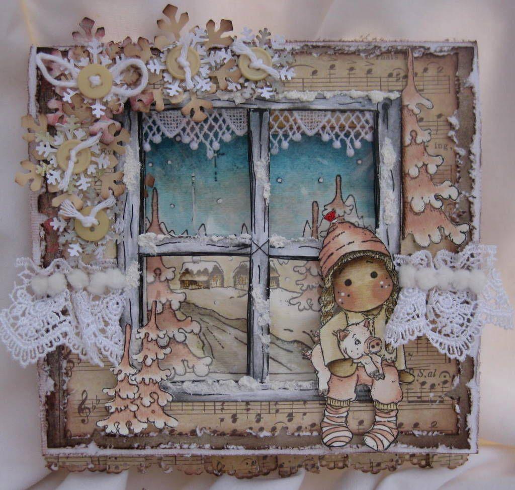 Merry Christmas card... - Scrapbook.com
