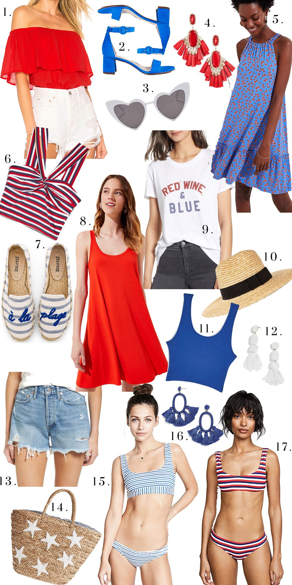7e18797cb8 4th of July Outfit Ideas   What to wear on the 4th