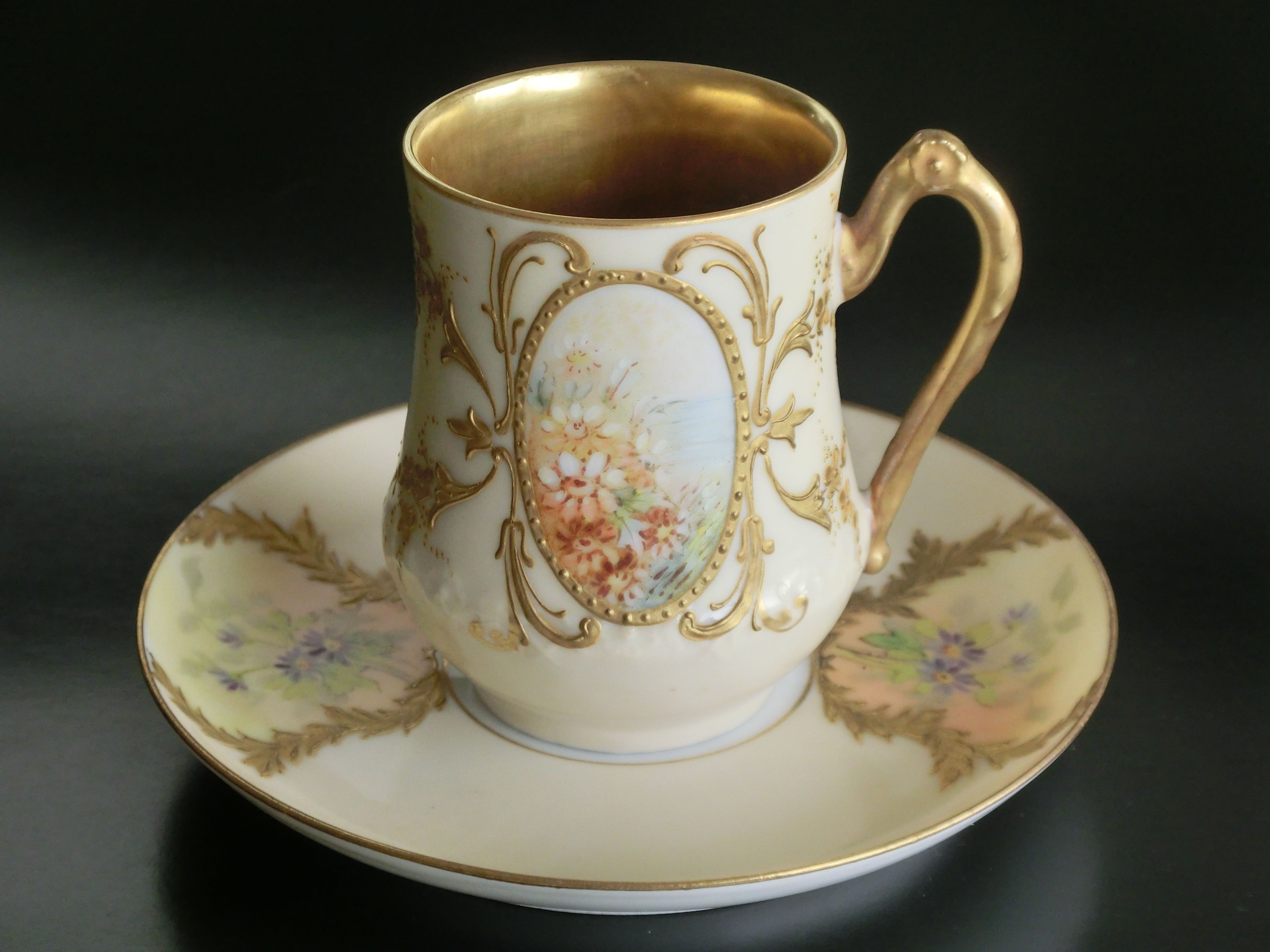 Limoges France For Raphael Weill U0026 Co., San Francisco Earlly 1900u0027s.  Antique Tea CupsVintage ...