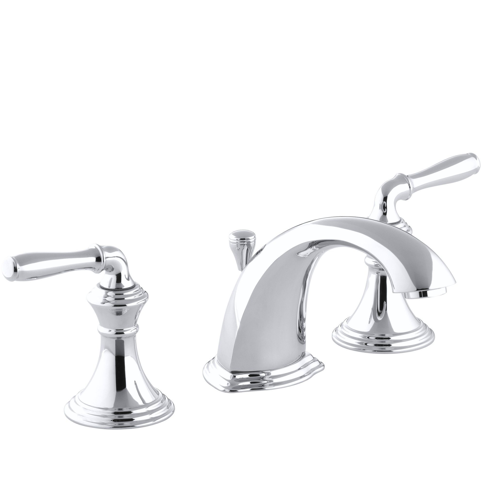 bathroom faucet widespread handle two odin index brizo lux lavatory