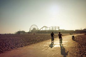 5 Great Rides - South Bay Bicycle Trail – Santa Monica, CA