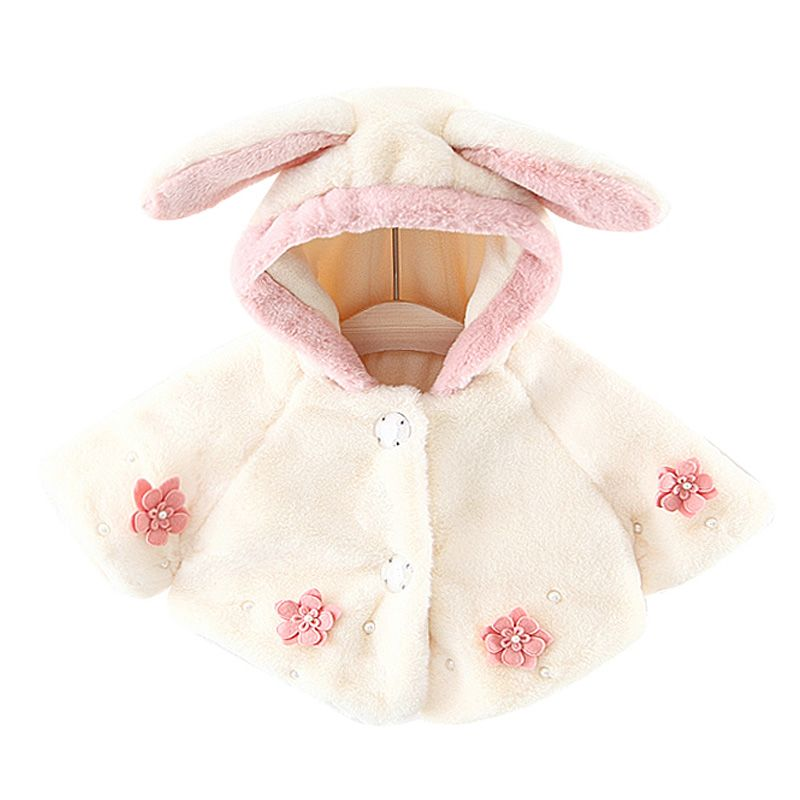 58a04c749 Victory! Check out my new Baby Girl s Lovely Flower Decor Fleece ...