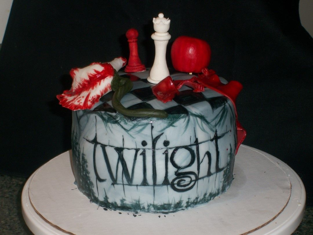 Twilight Cake Posted In Birthday Cake Ideas Movies Birthday