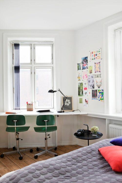Housing reportage Alt for damerne magazine. Silke Bonde graphic ...