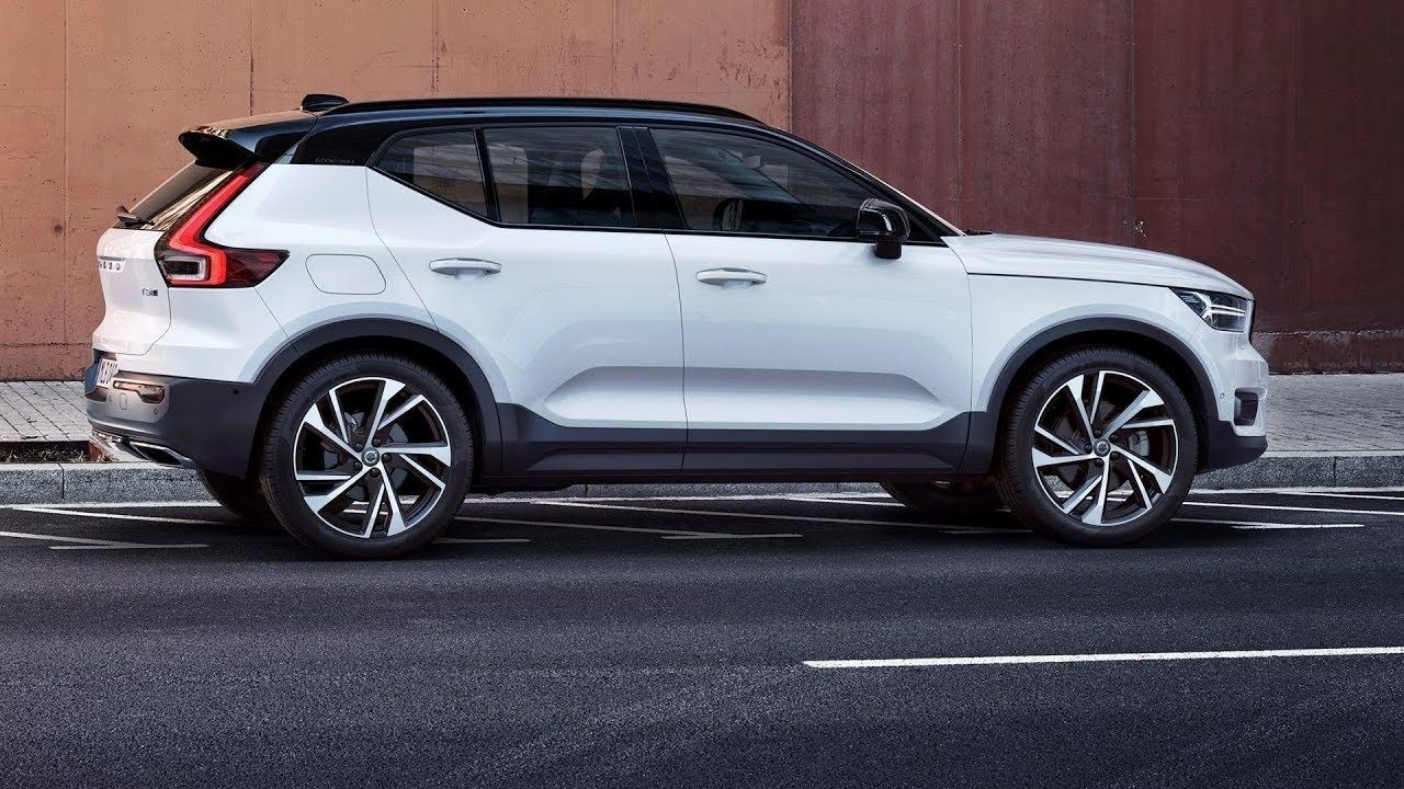 2018 Volvo Xc40 Perfect Suv!! Youtube MPG, Towing