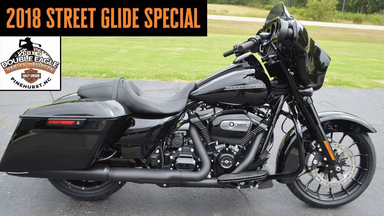 2018 Street Glide Special 114 Specs And Review From 2018 Harley