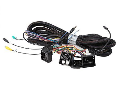 Eonon A0579 Extended Installation Wiring Harness For Eonon Product Bmw E46 E39 E53 Wiring Cable 17 Pin 40 Pin Work Wit Bmw E46 Car Videos Video Games For Kids