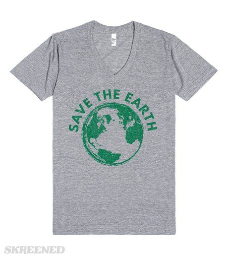 Grab this vintage inspired design for Earth Day this year—April 22nd (don't forget)! Remind everyone that  it is important to love and respect our planet in order to save it!  #earthday