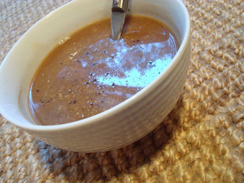 A Creamy Miso Gravy That S Vegan And Vegetarian Recipe Recipes Vegetarian Gravy Vegetarian Gravy Recipe