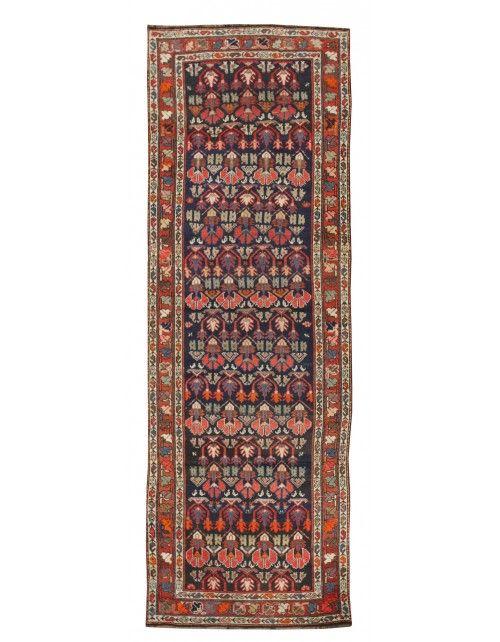 VENDUTO Malayer Antico 290x98 12027 Tappeti antichi