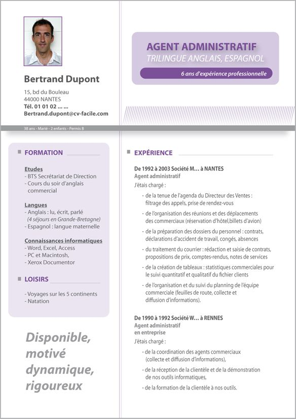 Cv Format Check More At Https Cleverhippo Org Cv Format Sample Resume Format Resume Format Examples Best Resume Format
