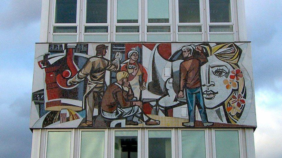 Video DDR. Macht. Kunst Germany