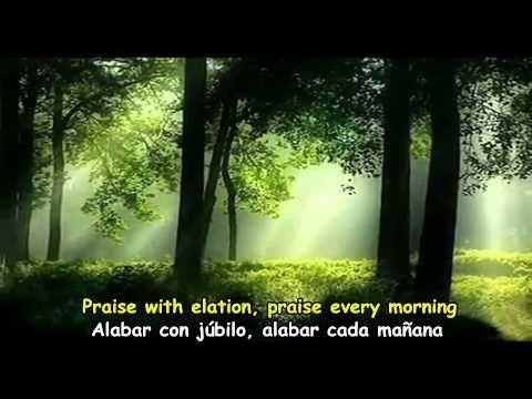 Cat Stevens Morning Has Broken Subtitulos Español Inglés Español Lugares Maravillosos Español Ingles