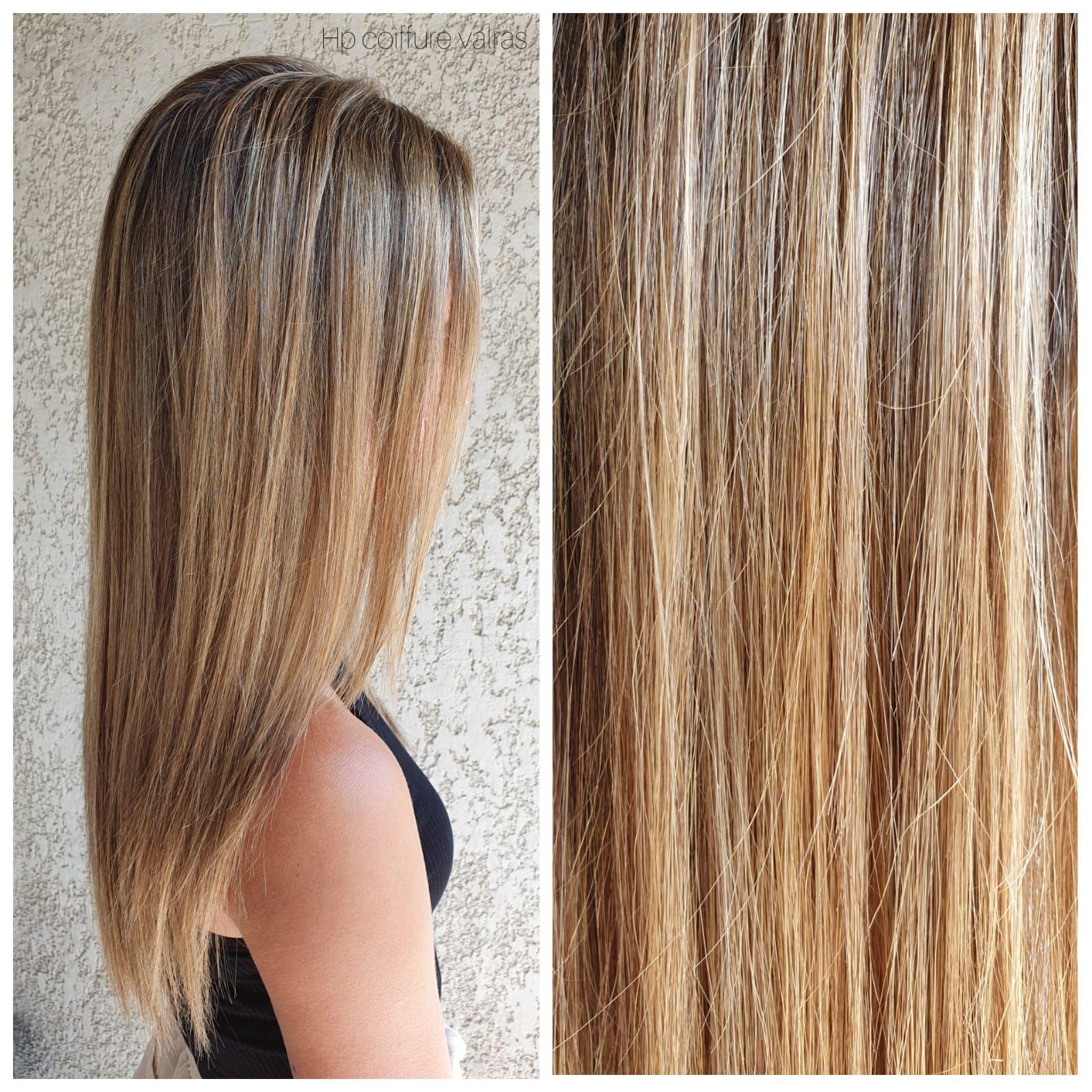Blond Hpcoiffurevalras Valrasplage Coiffeur Coloriste Lorealpro Blondhair Blondsurmesure Blond Meches Ombrehair Hightlight Hair Blond Meches Coiffeur