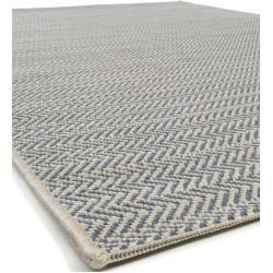 Photo of alfombra interior y exterior benuta Metro Blue 80×150 cm – para balcón, terraza y jardín benuta