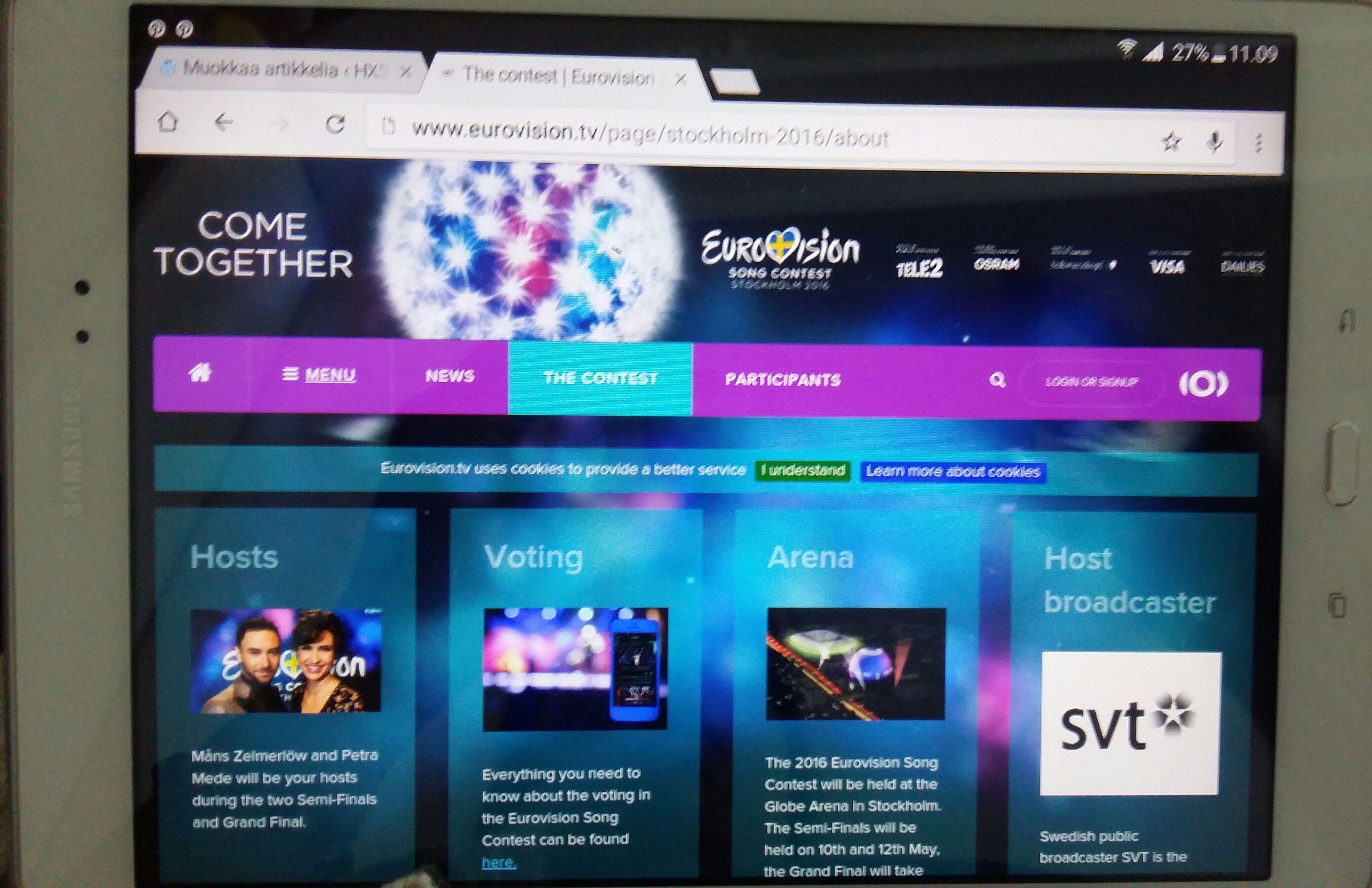 Euroviisut Finaali
