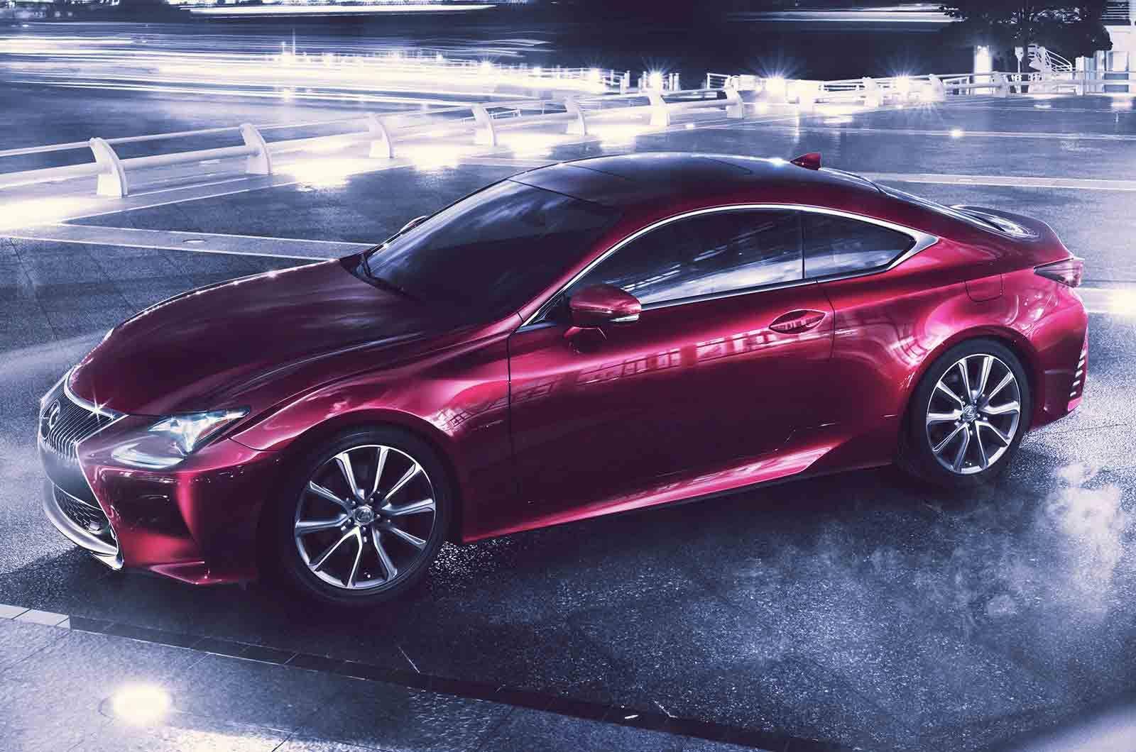 2013 11 04 Lexus RC 2 Auto's motoren, Modelauto en Motor