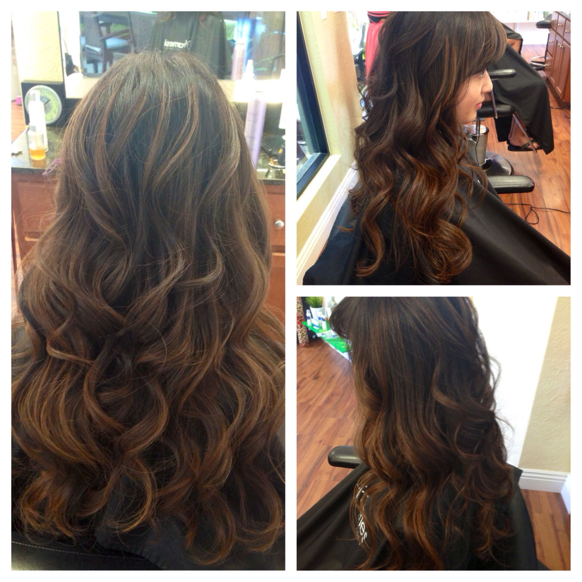 Cut color and style by Brianna @ Salon Cartier. Beautiful
