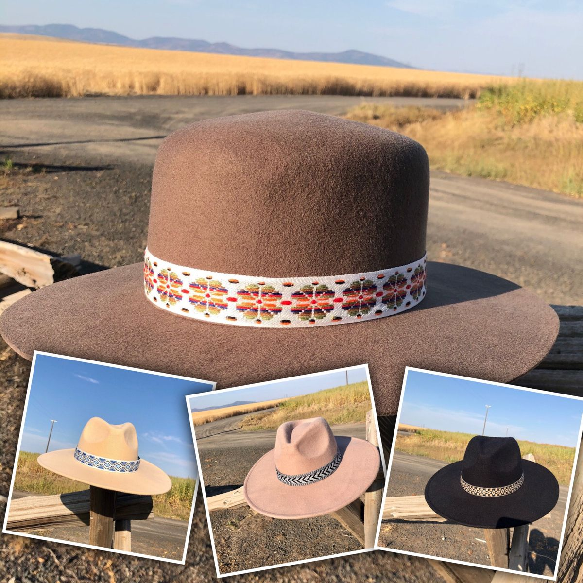 Pin On Wide Brim Hats