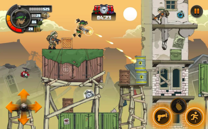 Metal Soldiers 2 Mod Unlimited Money For Android Cheats