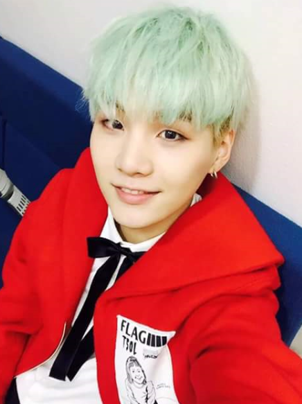 Green Hair Suga 1 12