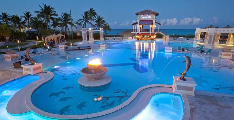 Sandals Emerald Bay Will Exceed Your Expectations Of A Bahamas Hotel Enjoy Vacation Packages From The All Inclusive Resort Featuring Luxury Spa
