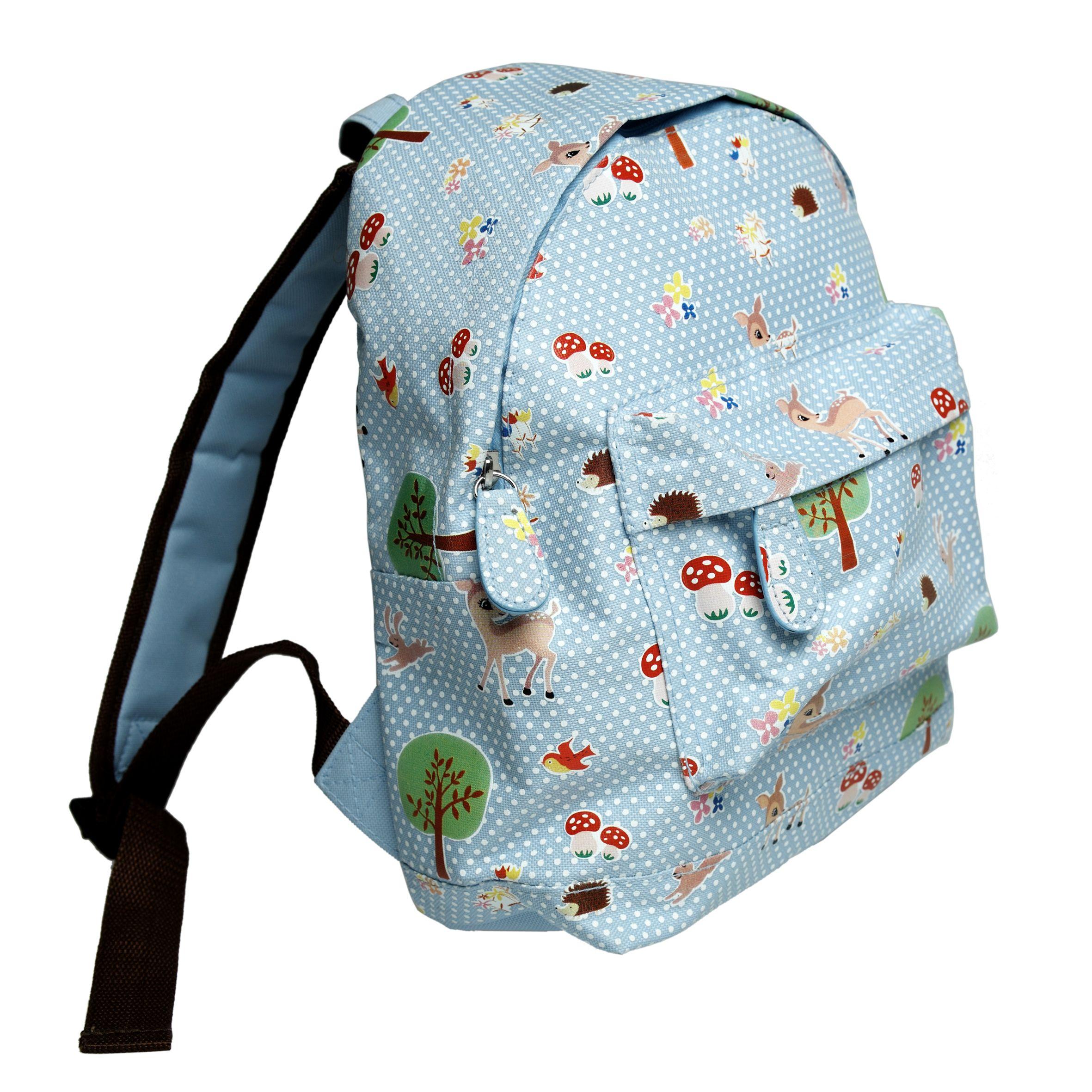 afb081cd1016 Woodland Mini Childrens Backpack