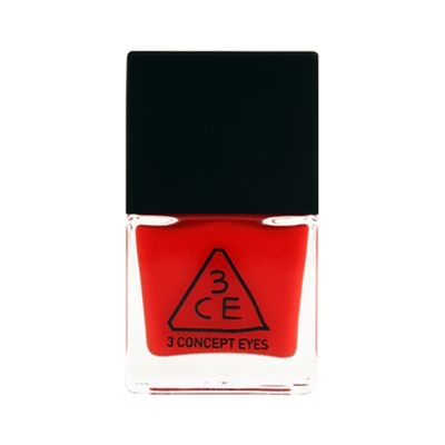 3 CONCEPT EYES NAIL LACQUER #RD01