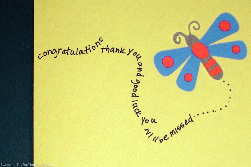 Free Farewell Card Template Is A Friend Leaving Need A Goodbye Card Here's How To Make A .
