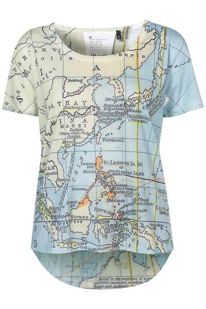 Unisex shirt trendy printed long sleeves pullover world map at world map t shirt gumiabroncs Choice Image