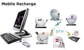 Product/Service You Can Recharge Videocon D2H, Sun Direct