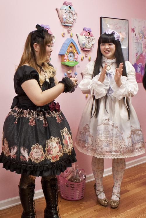 F Yeah Lolita: Fumiko Kawamura Interview + Enchanted Holiday Party Report