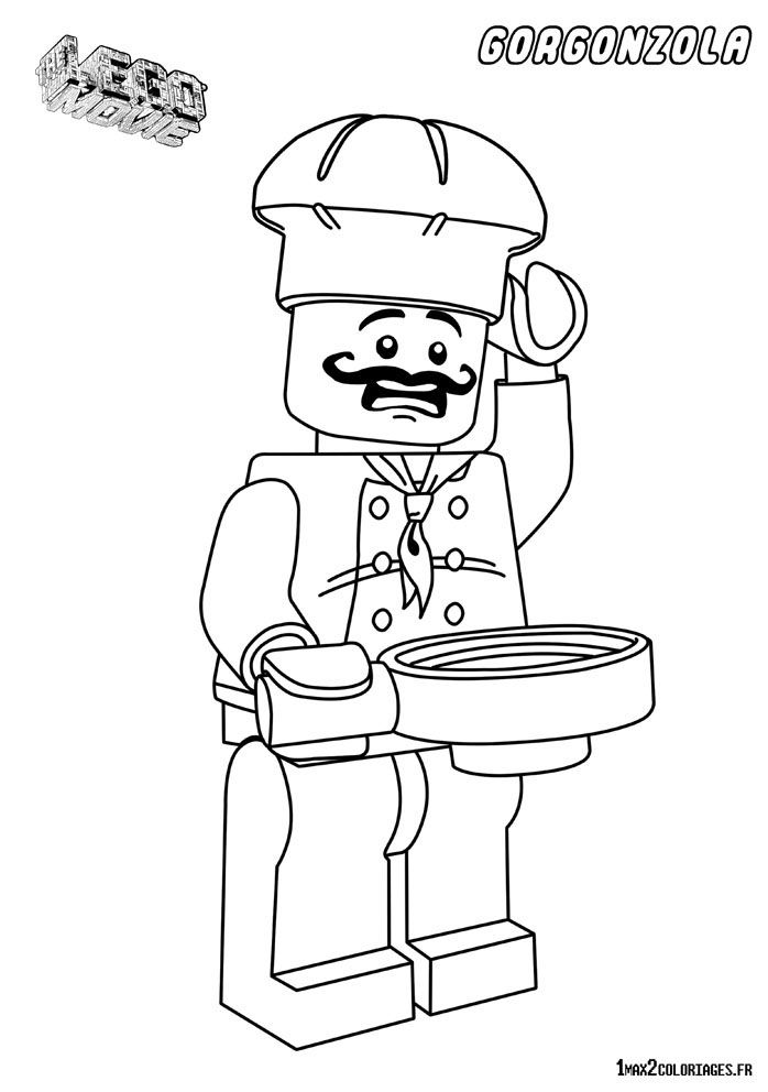 Coloriage bonhomme lego matilde 9 pinterest - Dessin de lego city ...