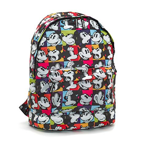 e3427ef6b31 Disneyland Paris Mickey Mouse Backpack