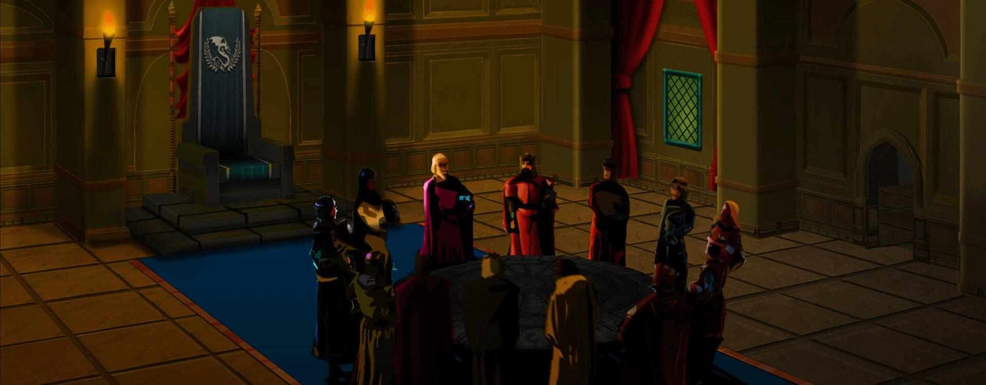 Throne of Lies® The Online Game of Deceit Indie game dev