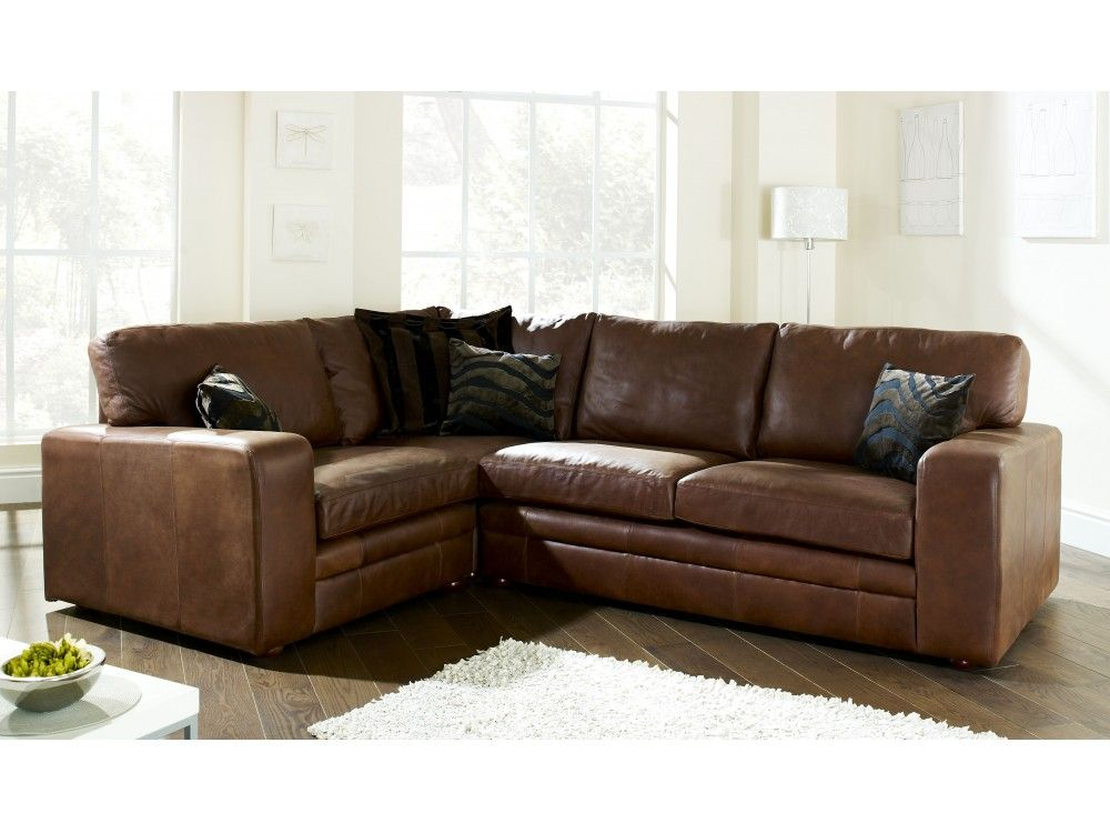 Leather Corner Sofa A Magical Piece To Elegantly Fill Today S