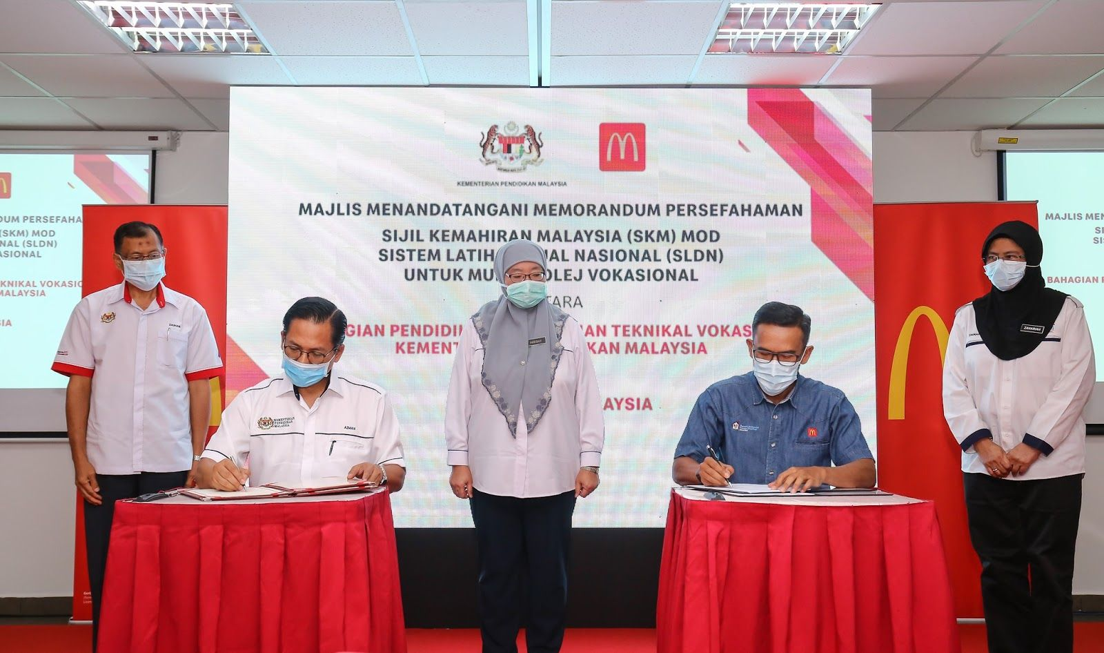 Vocational education opportunities for secondary students