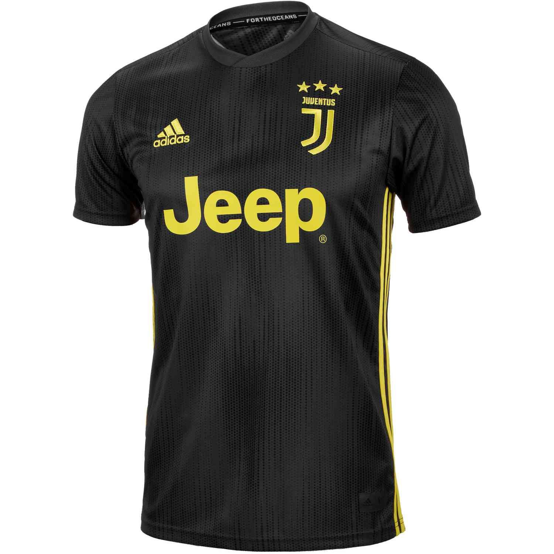 2018 19 Adidas Juventus 3rd Jersey Soccer Shirts Football Uniforms Adidas
