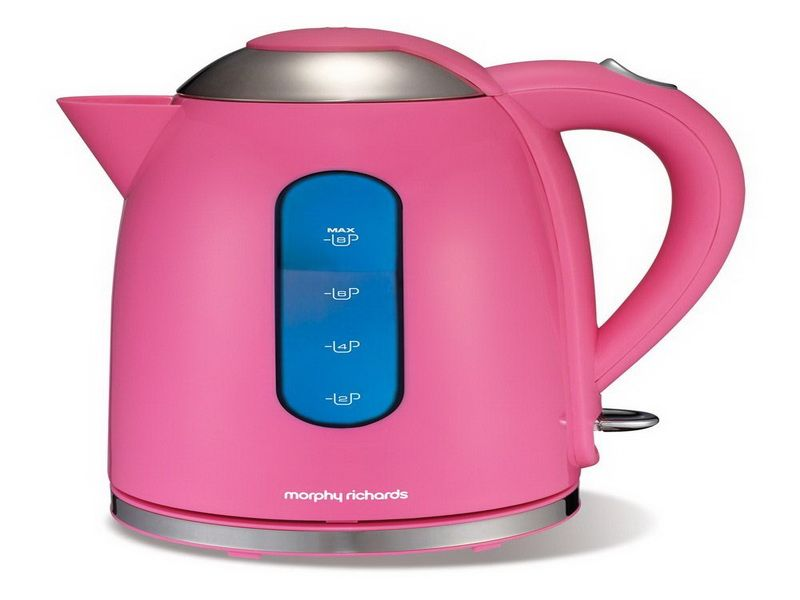Amazing Pink Kitchen Accessories | 18 Photos Of The How To Applying Hot Pink  Kitchen Accessories