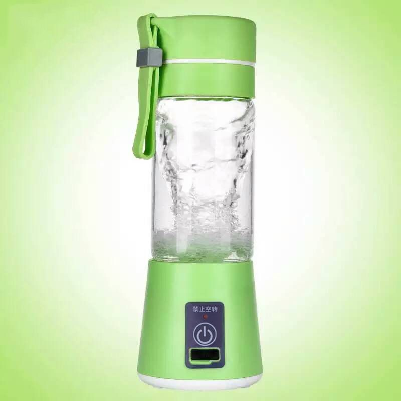 Portable Juicer Cup Sports Bottle Mixer USB Handy