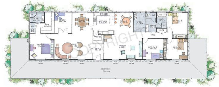 the riverina floor plan download a pdf here paal kit homes offer easy to - Homestead Home Designs