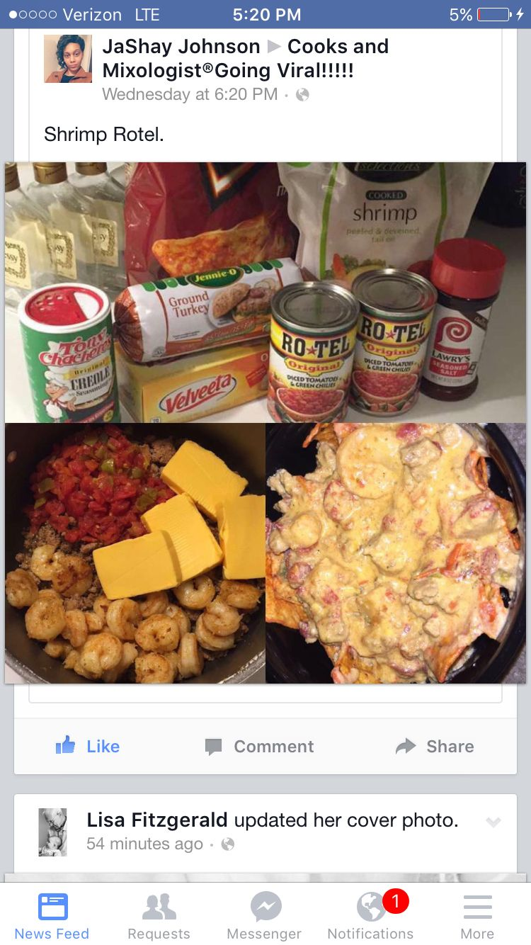 Beef And Shrimp Rotel Recipes Food Recipies Food Dishes