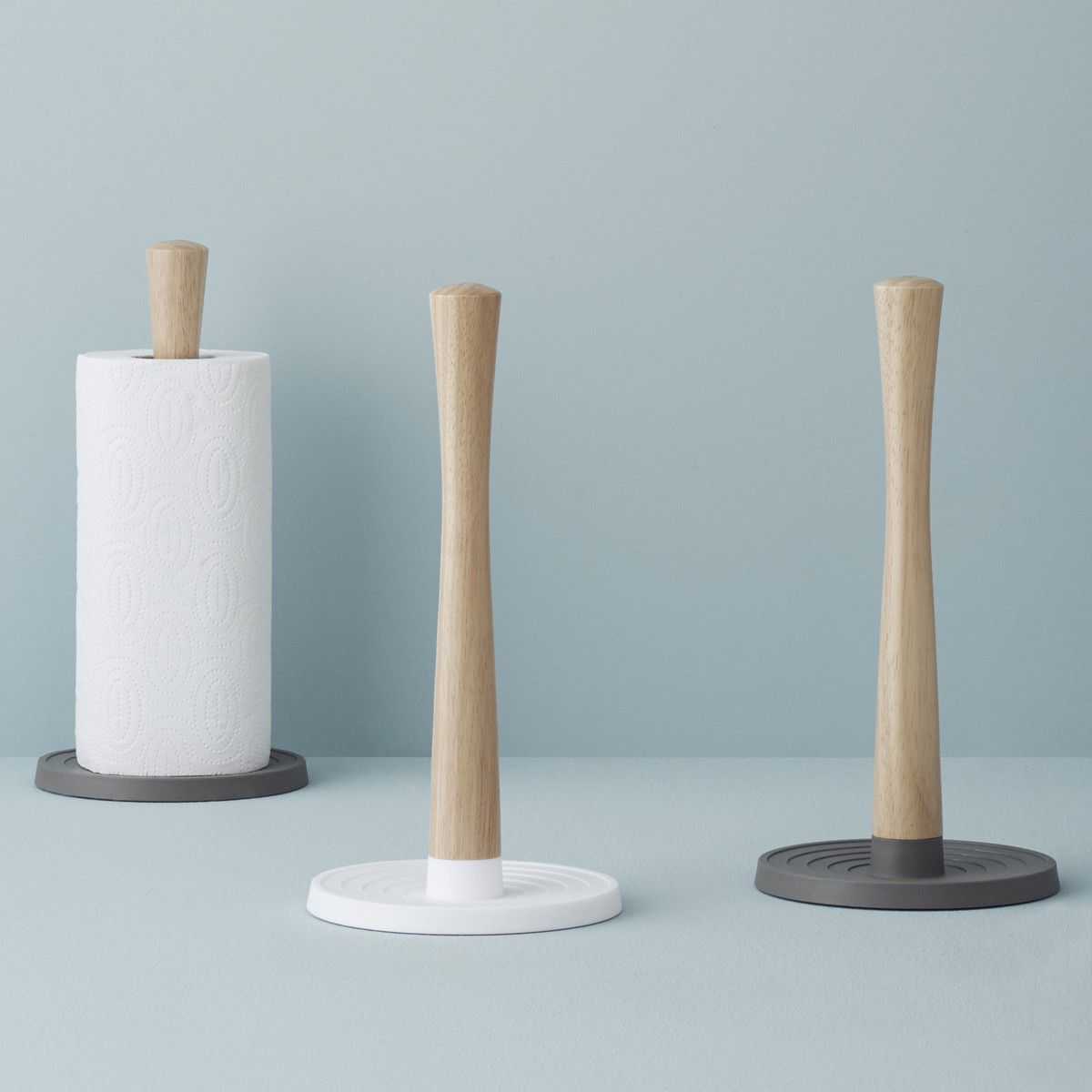 Roll-It kitchen roll holder-white   Kitchens and Woods