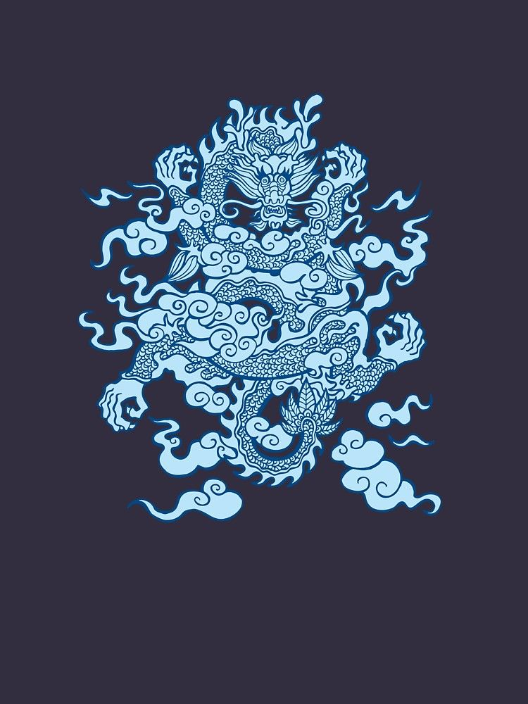Lucky Dragon 3 Essential T Shirt By Badbasilisk Chinese Dragon Art Lucky Dragon Dragon Wallpaper Iphone